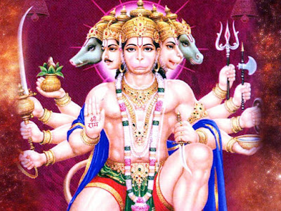 HD wallpaper of Lord Hanuman