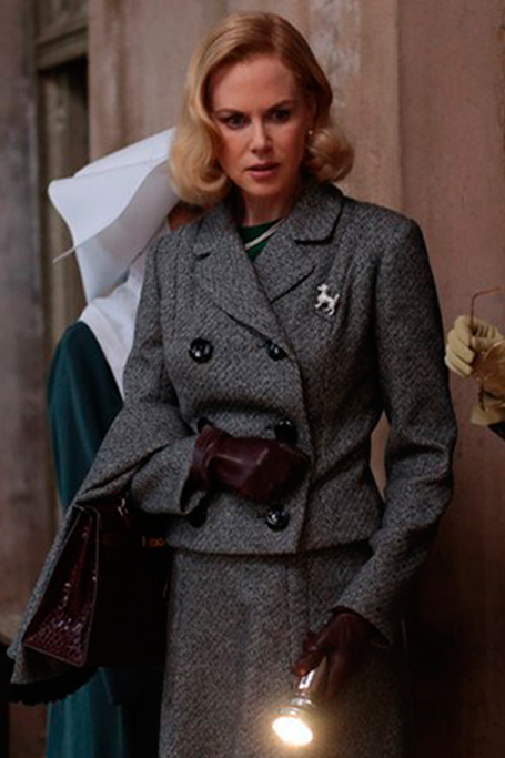 Grace de Monaco, filme jóias da Cartier, figurino,  Nicole Kidman, broche poodle, cachorro