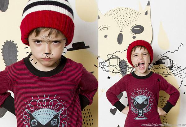 Moda otoño invierno 2015 Haz lo que Quieras invierno 2015 ropa para niños.