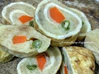 Resep Sushi Kentang, Menu Makan Untuk Diet Diabetes dan Low Calorie's