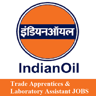 Indian Oil Corporation Limited, IOCL, Assam, Trade Apprentice, Laboratory Assistant, Graduation, freejobalert, Sarkari Naukri, Latest Jobs, iocl logo