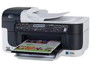 Picture HP Officejet J6410 Printer