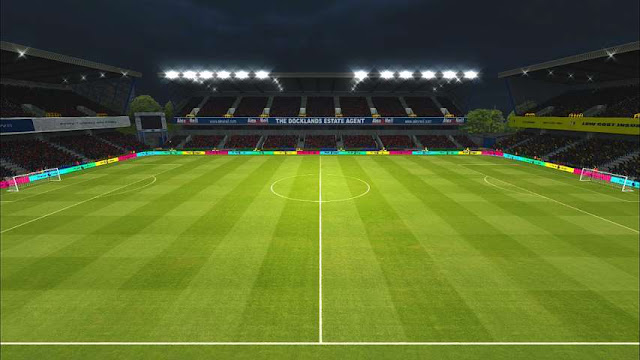 The Den Stadium PES 2017