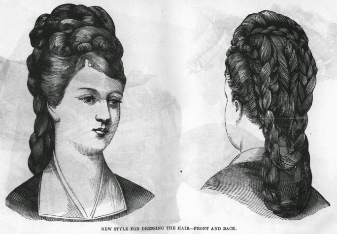 ACE Gothic Horror: Victorian Hairstyles