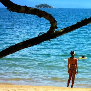 Ilha em Frente à Praia Vermelha, Paraty