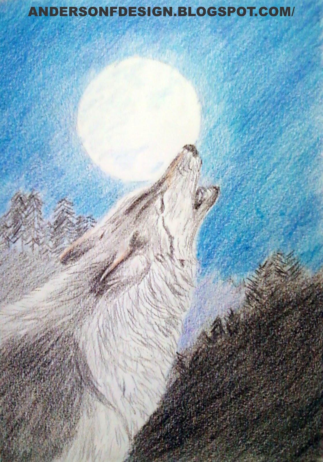 Como Desenhar Um Lobo Realista Mmod
