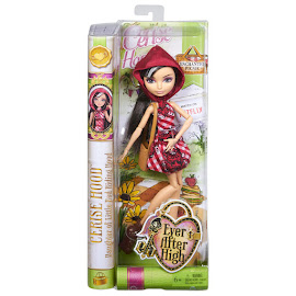 EAH Enchanted Picnic Cerise Hood Doll