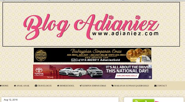 adianiez.blogspot.com KEPADA adianiez.com BY MYiDEAKiNi