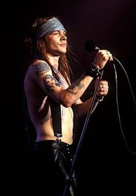 Mikey's Blog of Awesomeness (and Astute Observations): Axl Rose