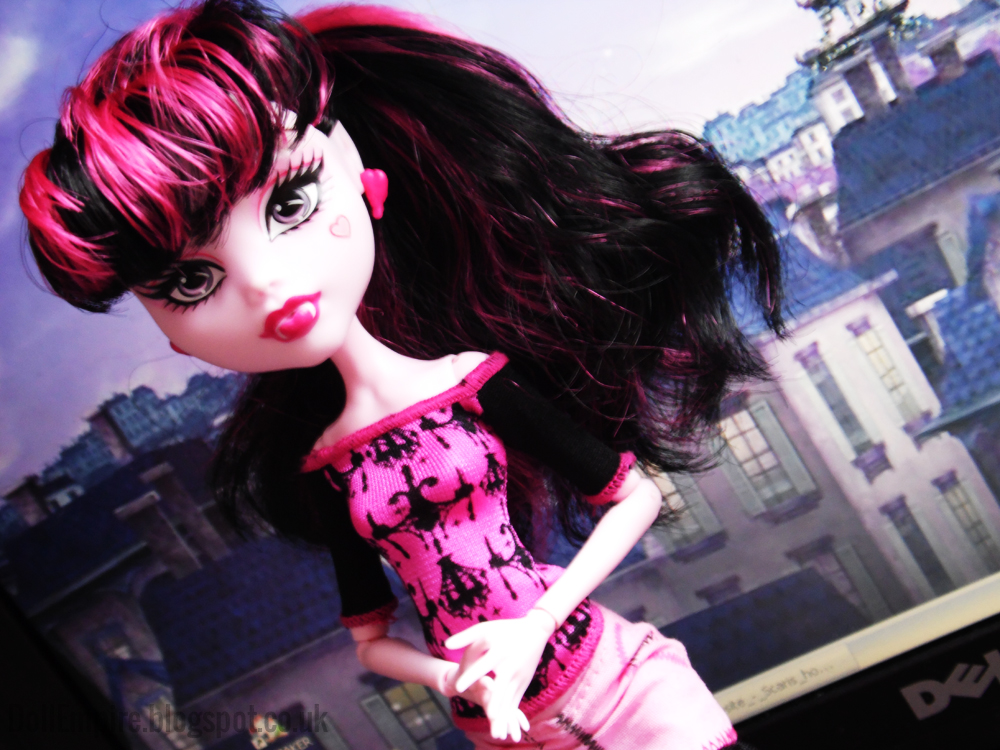 ++ Doll Empire ++: Monster High: Draculaura - Scaris | 1000 x 750 jpeg 526kB