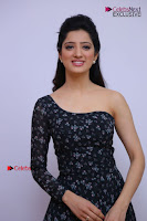 Telugu Actress Richa Panai Stills in One Shoulder Floral Long Dress at Rakshaka Bhatudu Movie Interview  0070.JPG