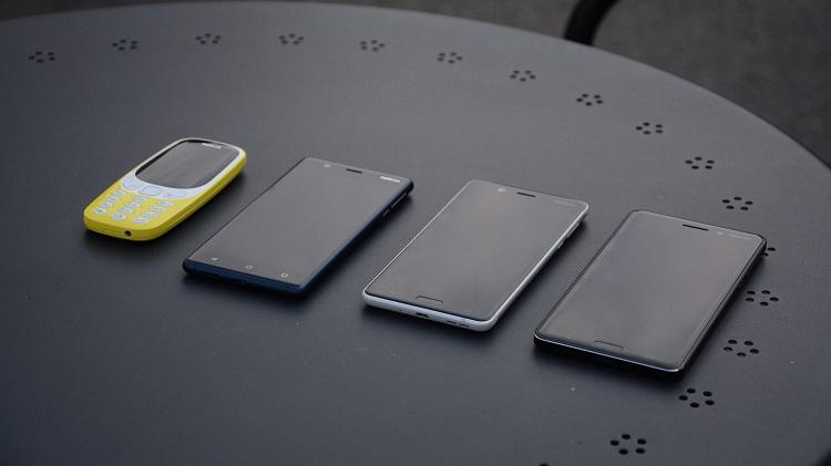 Nokia 2017 Phones