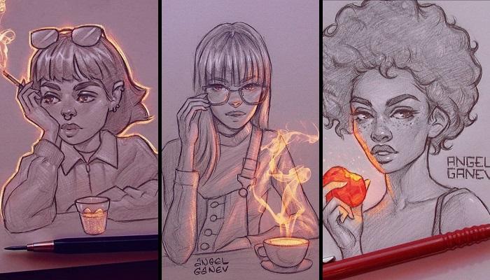 68 Gambar Ilustrator Keren Gratis Terbaru