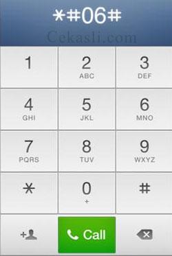 Cara Cek HP iPhone Asli Dibuat dari Negara Mana?