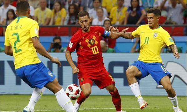 تقرير ماتش كورة ..تعرف على أسباب تفوق بلجيكا على البرازيل