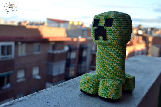 Creeper Amigurumi