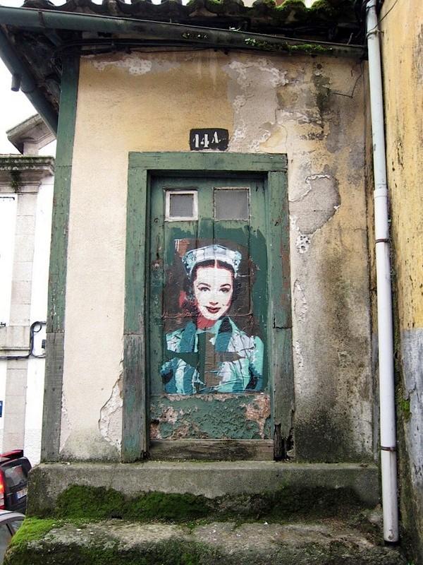 Уличные художники Andrea Michaelsson и Ilya Meyer 24