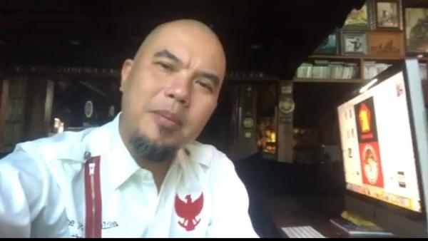 Ust. Somad Dilarang Bahas Politik, Begini Komentar Makjleb Ahmad Dhani