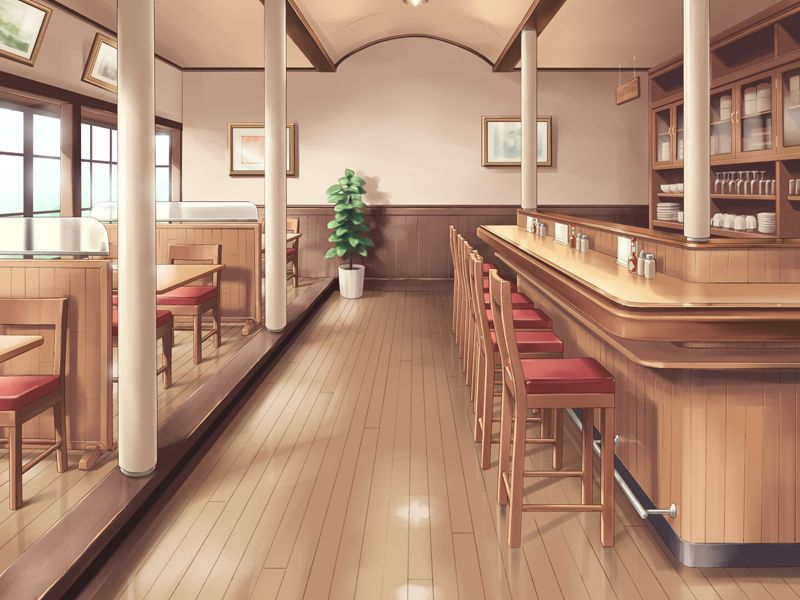 "Restoran ""Your Dream"" - Page 2 Indoor+Anime+Landscape+%5BScenery+-+Background%5D+71"