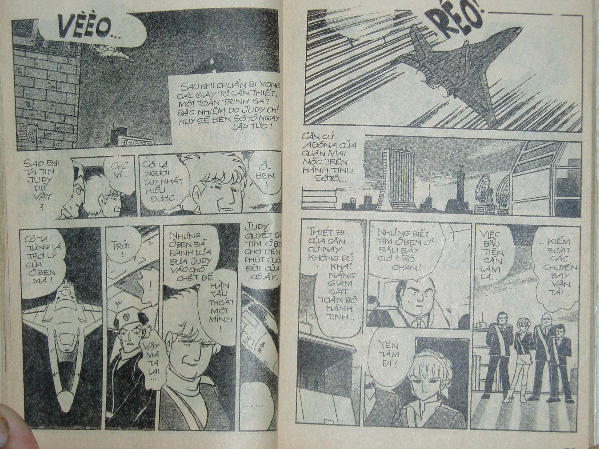 Siêu nhân Locke vol 13 trang 28