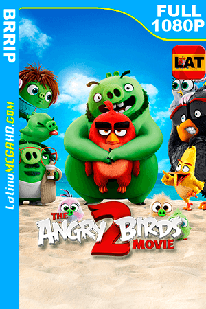 Angry Birds 2: La Película (2019) Latino FULL HD 1080P ()
