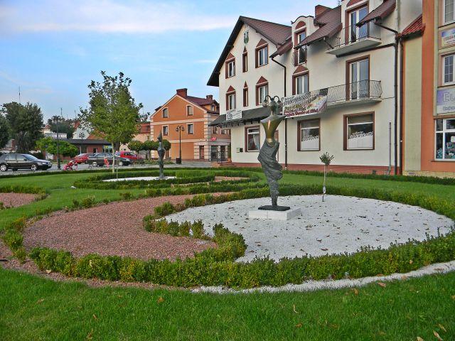Sława, Jezioro Sławskie, wypoczynek, rekreacja