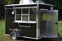 Toko Bergerak, buat mobile food trailer, buat mobile cart trailer