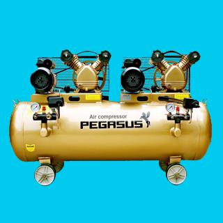 Máy nén khí dây đai Pegasus TM-V-0.25/8X2-230L