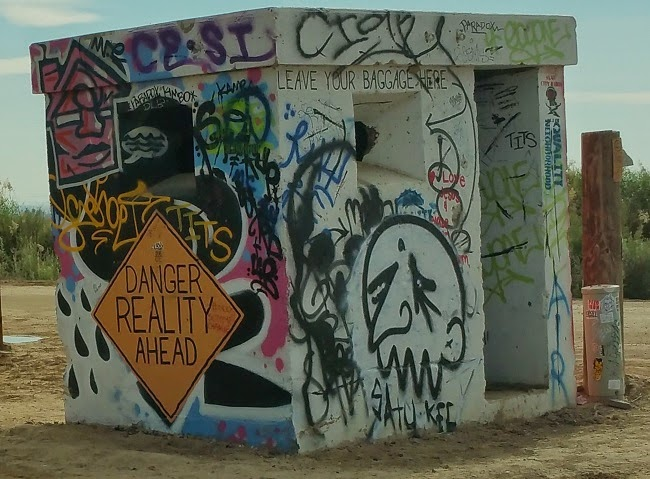 Slab City Danger Reality Ahead