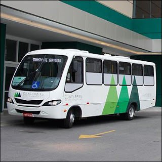 Ônibus grátis passa a atender a ala oeste do Cantareira Norte Shopping. Foto: acervo inFato Comunicação