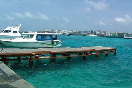 Hulhulé Island, Maladewa