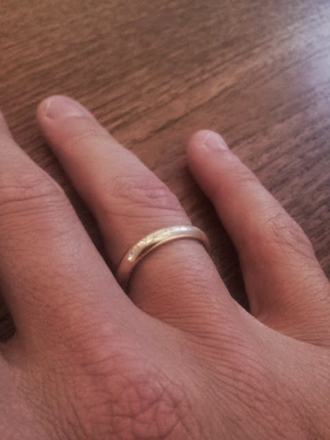 Dooultra How To Resize A Ring Thats Too Big Manstyle