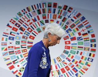 Λαγκάρντ: Η Αθήνα θα μείνει υπό επιτήρηση και μετά το πρόγραμμα