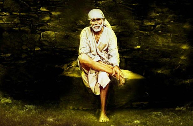 HD Sai Baba Photo Free Download