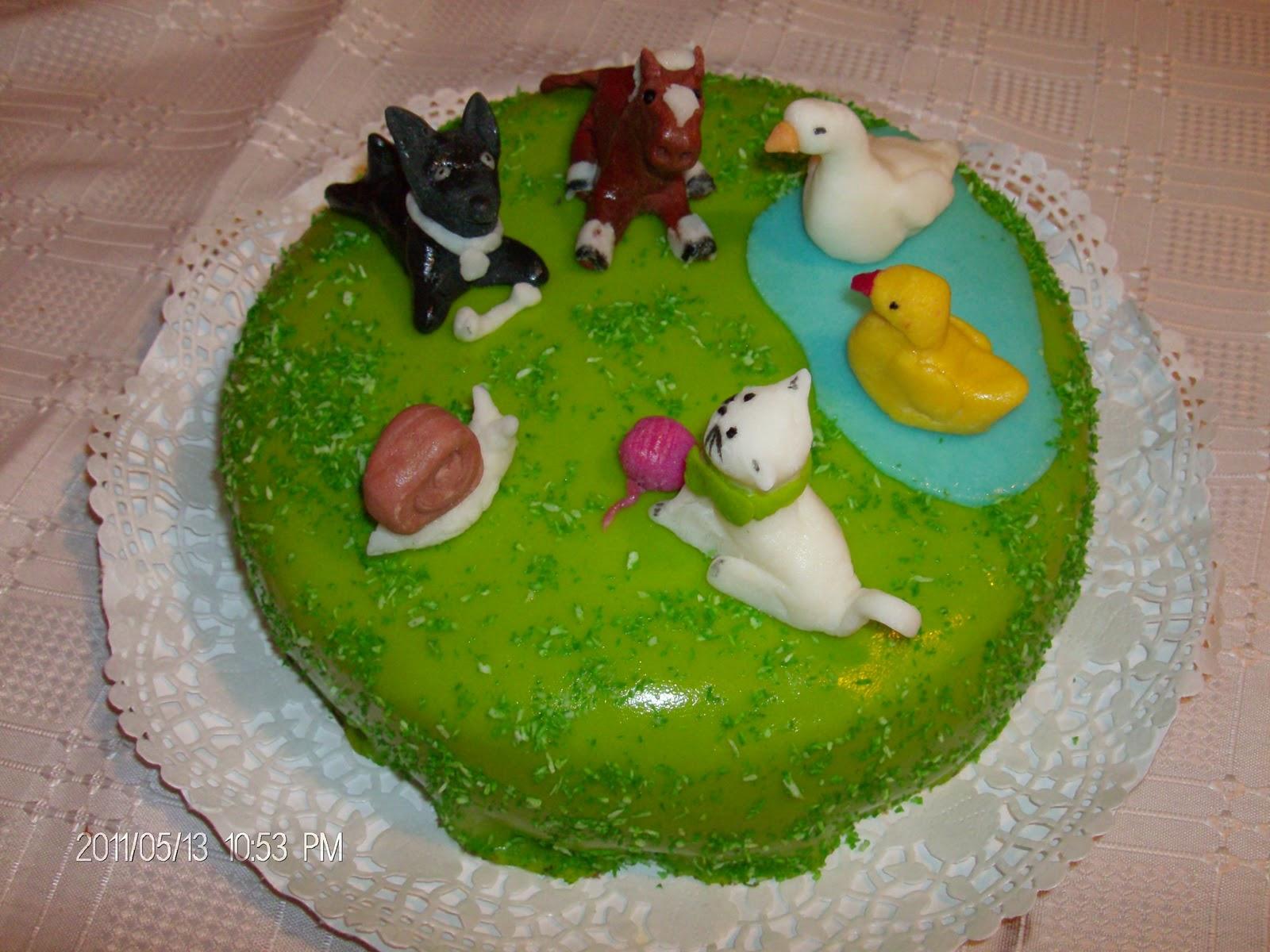 állatos torta képek Gigi kreatív műhely: állatos torta állatos torta képek