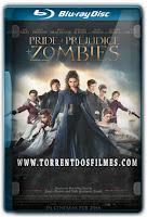 Orgulho e Preconceito e Zumbis (2016) Torrent – BluRay 720p | 1080p Dual Áudio 5.1