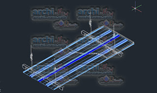 download-autocad-cad-dwg-file-suspended-ceiling-3D