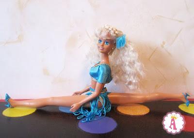 Обзор куклы Синди дискотека