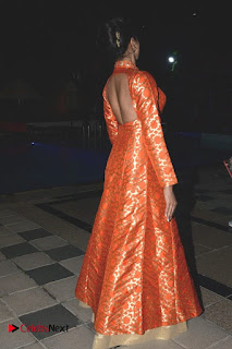 Sanjana Pictures at The Wedding Vows Fashion Show