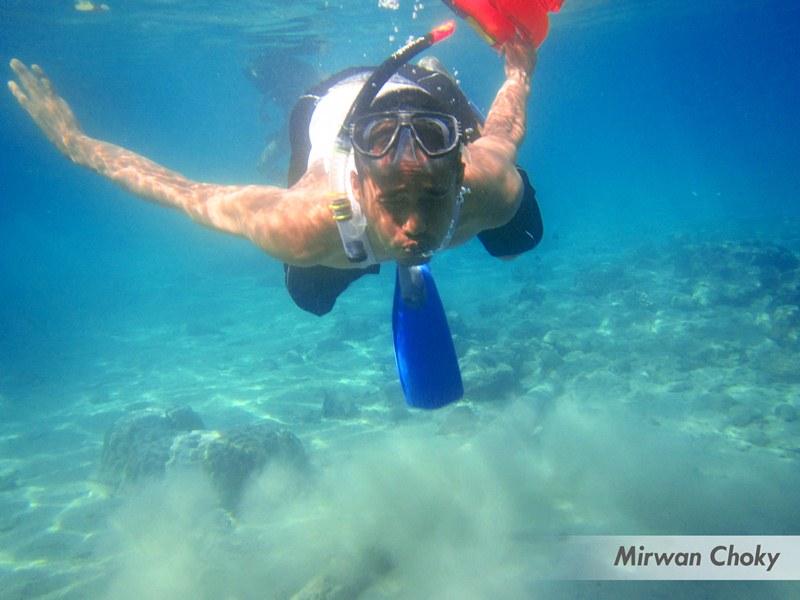 5 Tips Snorkeling Bagi Pemula, cara snorkeling dengan tepat, cara mudah berenang
