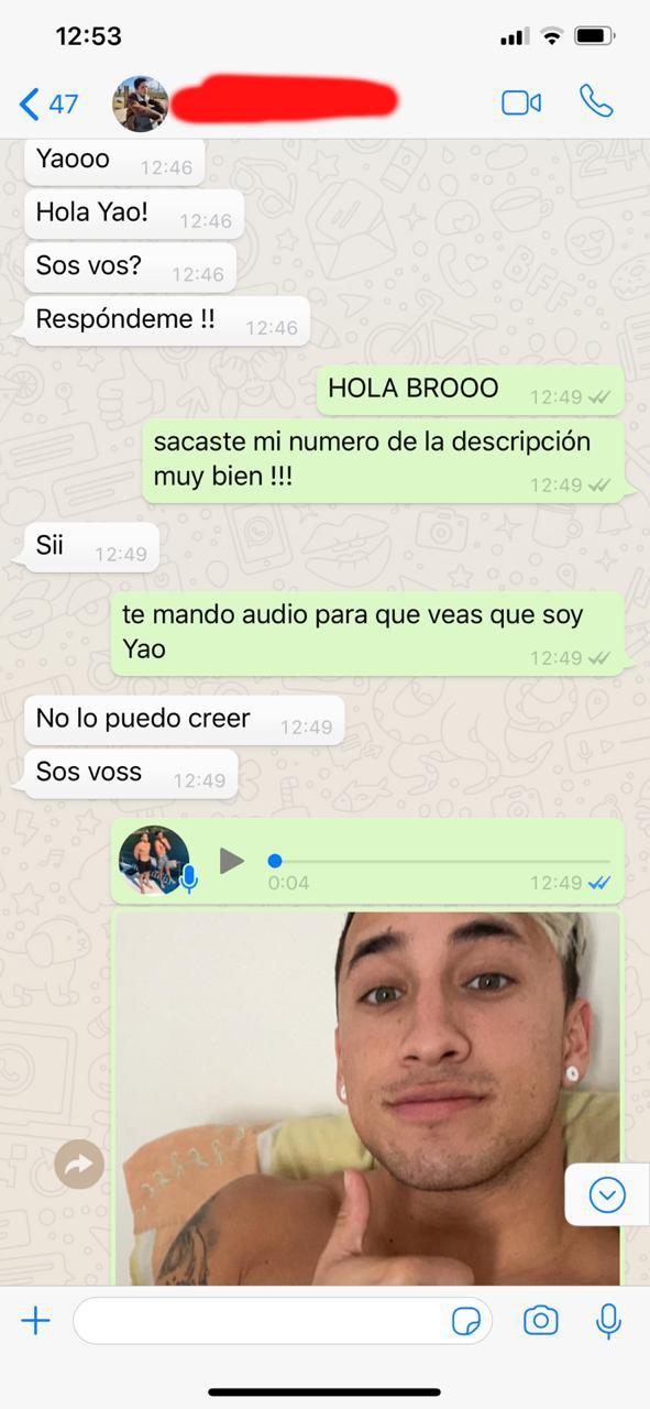 CHATEA CON CUALQUIER FAMOSO CON ESTA APLICACION