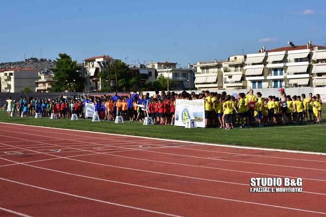 ''ΑΡΓΟΛΙΔΑ 2000'': Ευχαριστούμε θερμά όλους όσους συνέβαλαν στην επιτυχημένη ετήσια Αθλητική Γιορτή του Συλλόγου μας