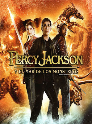 Percy Jackson: Sea Of Monsters |2013| |DVD| |R1| |NTSC| |Latino|