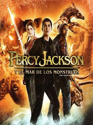 Percy Jackson: Sea Of Monsters  [2013][DVD R1][Latino]