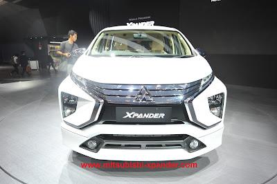 xpander ultimate white 2018