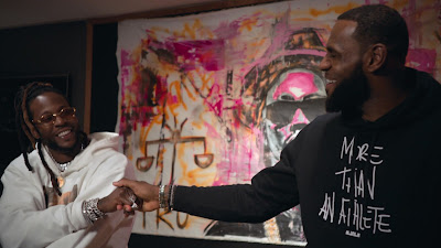 2 Chainz - 2 Chainz and LeBron James: Rap or Go to the League Interview Cover