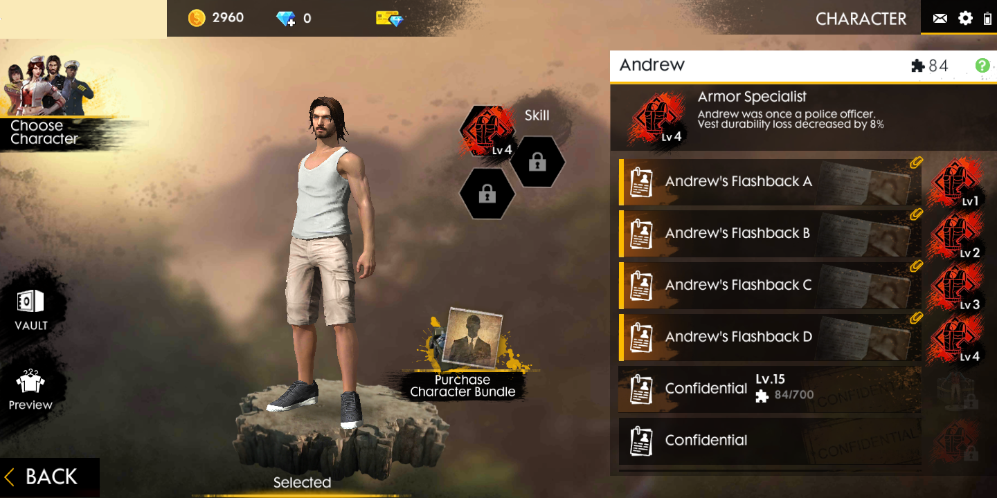 Free Fire Characters Guide Choosing Character Is The Most