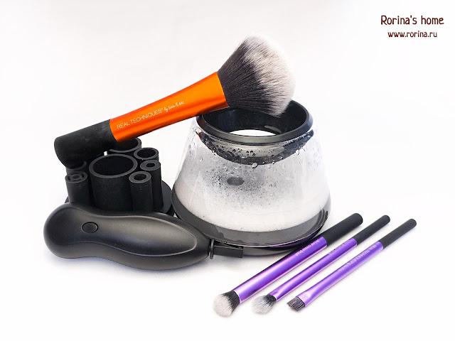 Очиститель кистей для макияжа Visagello: отзывы