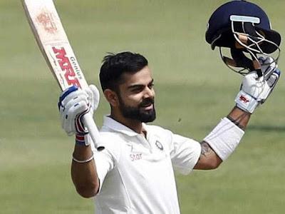भारतीय टीम के कप्तान विराट कोहली बने 'बेस्ट कैप्टन ऑफ द ईयर'