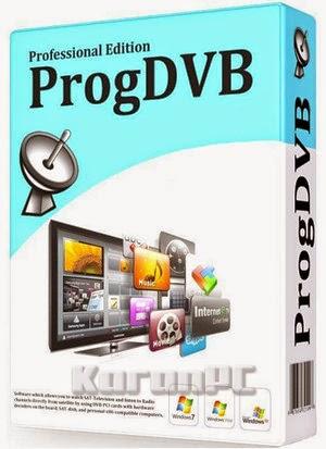 ProgDVB 7.08.6 Pro ReSetter